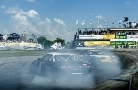 Competitors perform during UDC Round 1 2013 in Kyiv, Ukraine on May 19th 2013
